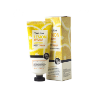 Крем для ног Farm Stay Lemon Foot Cream
