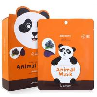 Тканевая маска Berrisom Animal Mask Series Panda