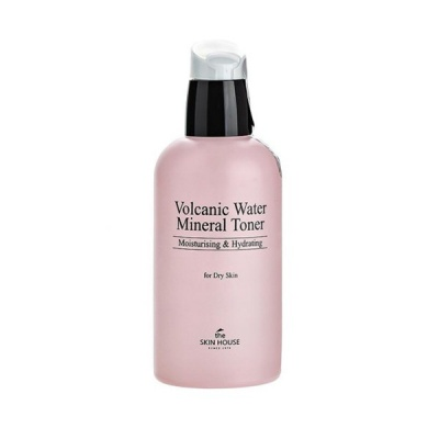 Тонер для лица The Skin House Volcanic Water Mineral Toner